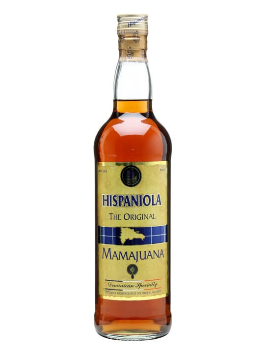 Hispaniola Mamajuana Rum Liqueur The Whisky Exchange