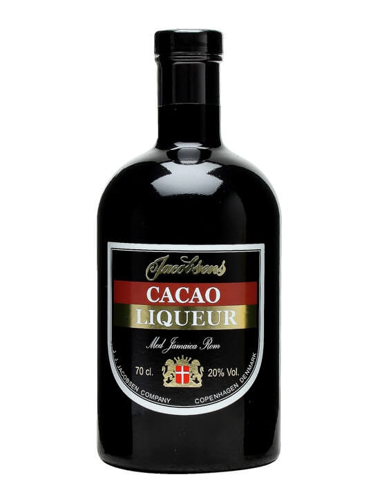 Jacobsen S Cacao Liqueur The Whisky Exchange