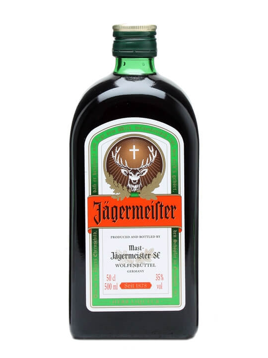 Jagermeister Liqueur / Half Litre