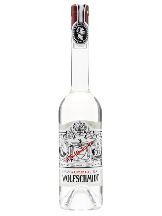 Kummel Wolfschmidt Liqueur The Whisky Exchange