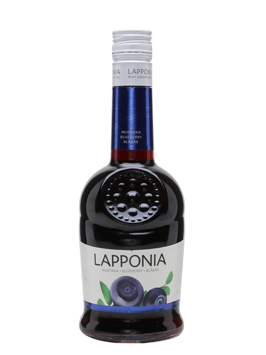 Lapponia Blueberry Liqueur Mustikka The Whisky Exchange