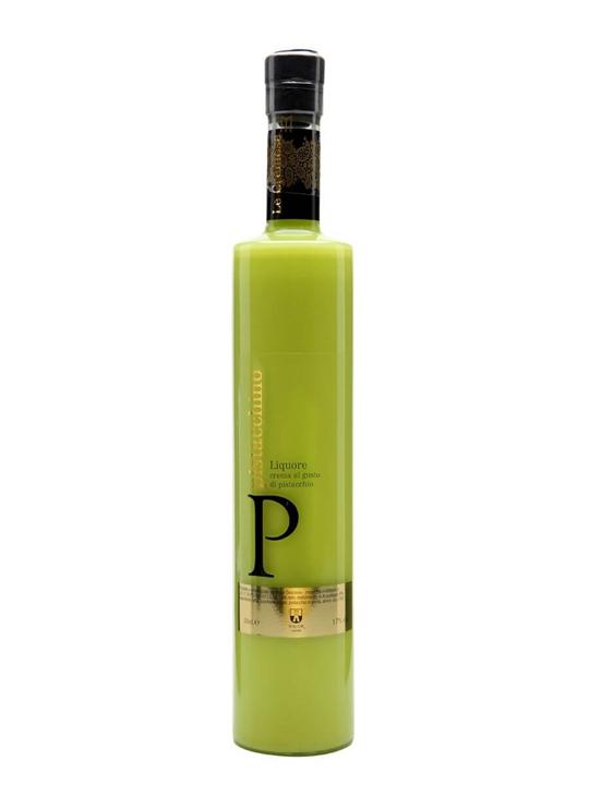 Serravinci Pistacchino Pistachio Liqueur The Whisky Exchange
