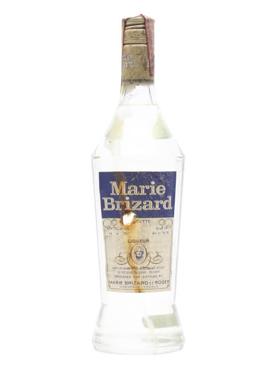 Marie Brizard Anisette Liqueur Bot 1960s The Whisky