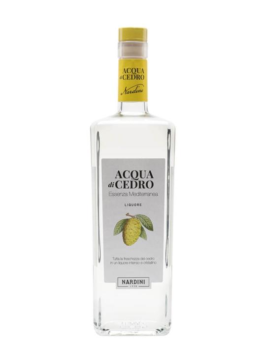 Nardini Acqua Di Cedro Liqueur The Whisky Exchange