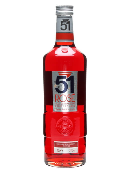 Pastis 51 Rose The Whisky Exchange