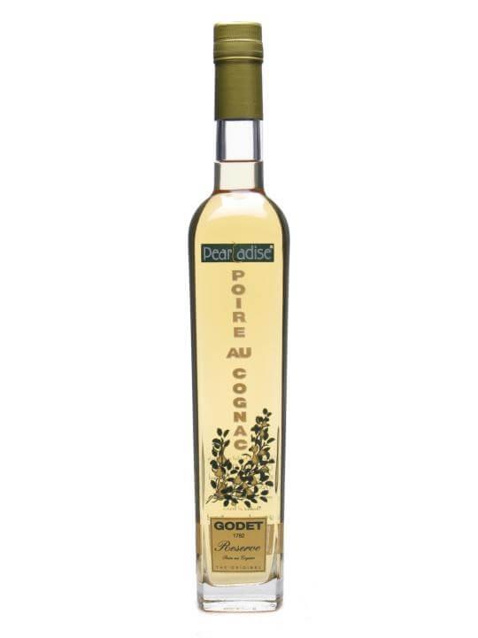 Pearadise Liqueur Poire Au Cognac Godet The Whisky