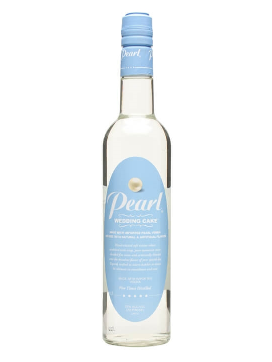 Pearl Wedding Cake Liqueur Buy From World S Best Drinks Shop