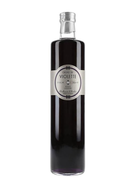Rothman Amp Winter Creme De Violette Liqueur The Whisky