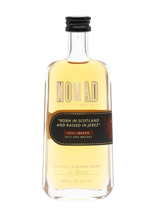 Nomad Outland Whisky Miniature