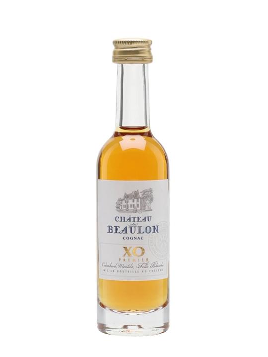 Chateau de Beaulon 12 Year Old Cognac Miniature