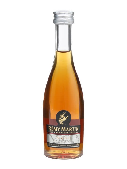 Remy Martin Vsop Mature Cask Cognac Miniature The Whisky