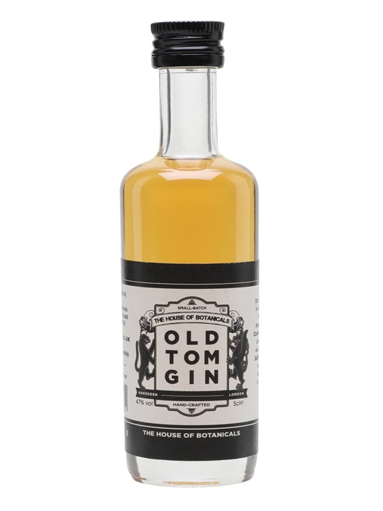 House of Botanicals Old Tom Gin / Miniature