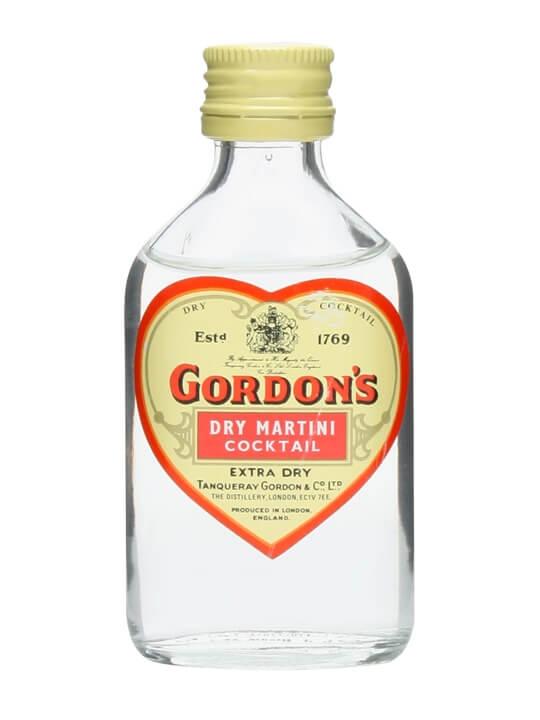 Gordons Extra Dry Martini Miniature