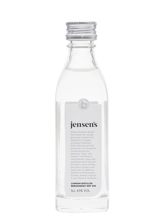 Jensen's Bermondsey Gin / Miniature