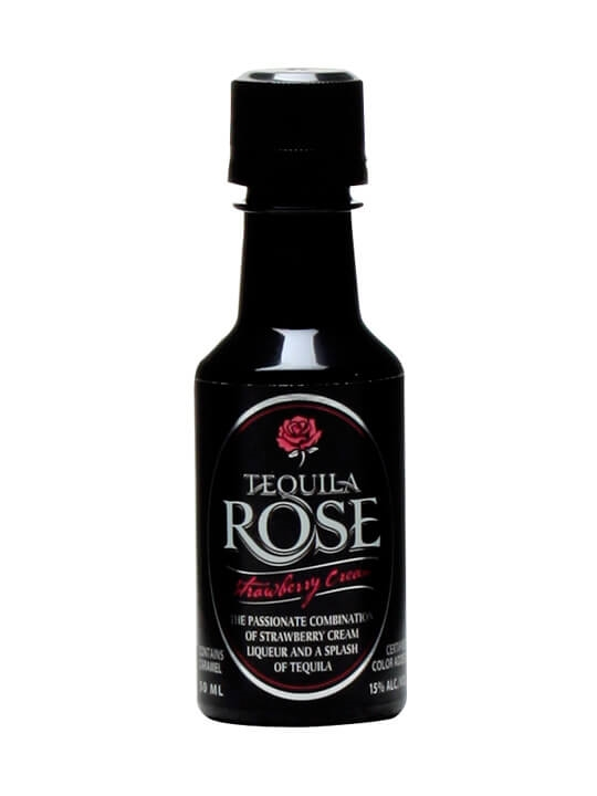 Tequila Rose Liqueur Miniature The Whisky Exchange