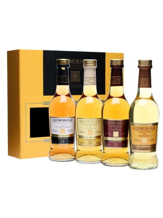 glenmorangie taster pack 4 x 10cl the whisky exchange