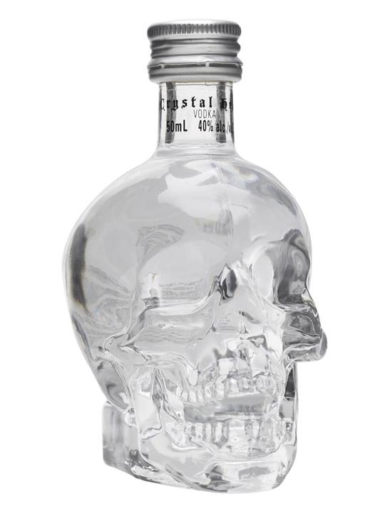 Crystal Head Vodka Miniature