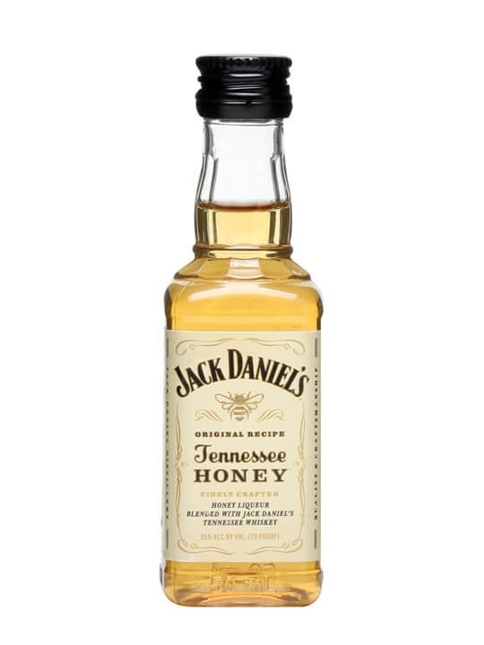 Jack Daniel's Tennessee Honey Liqueur Miniature