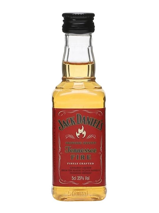 Jack Daniel's Tennessee Fire / Miniature