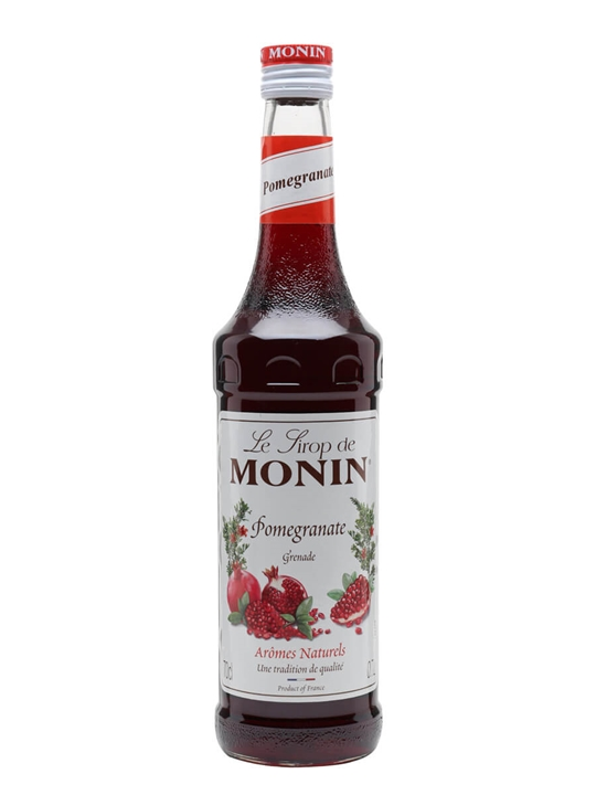 Monin Pomegranate Syrup The Whisky Exchange