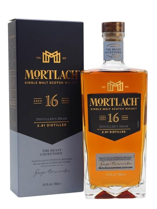 Mortlach 16 Year Old / Distiller's Dram