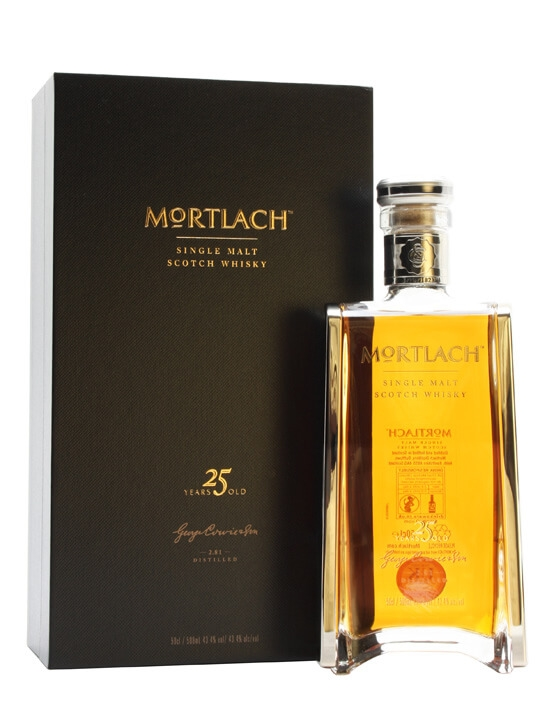Mortlach 25 Year Old Scotch Whisky The Whisky Exchange