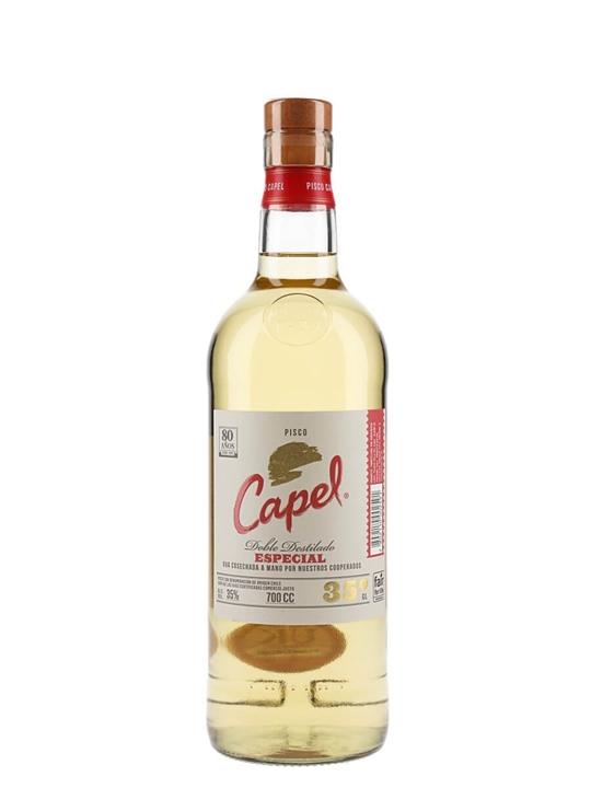 Capel Pisco The Whisky Exchange