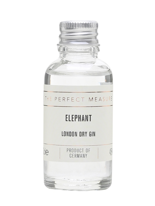 Elephant Gin 3cl Sample : The Whisky Exchange