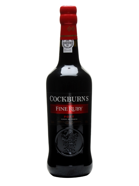 Cockburn S Fine Ruby Port The Whisky Exchange