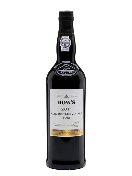 Dow's Late Bottled Vintage 2011 Port
