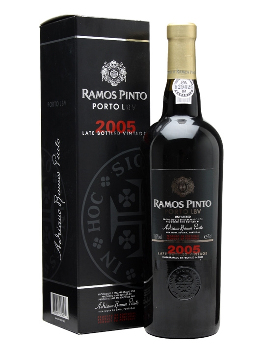 Ramos Pinto 2005 Late Bottled Vintage Port : The Whisky Exchange