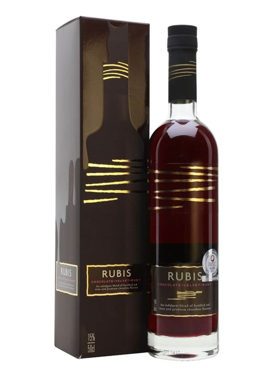 Rubis Chocolate Wine - Chocolate-Velvet-Ruby : The Whisky Exchange