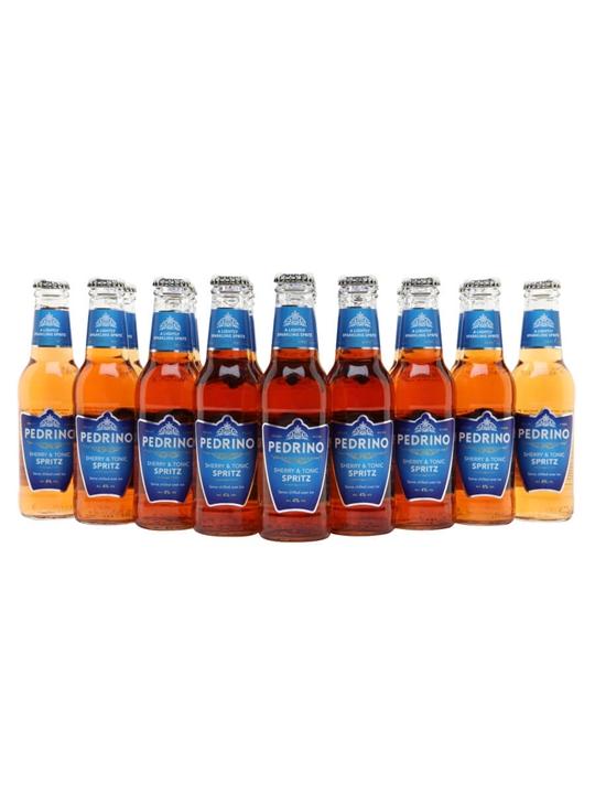 Pedrino Sherry & Tonic Spritz / Case of 12 Bottles