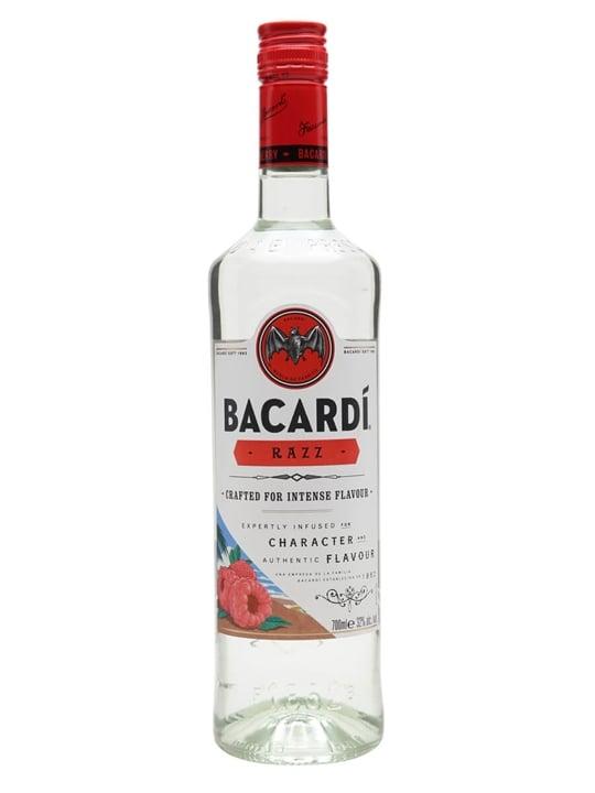 Cocktails mit bacardi razz