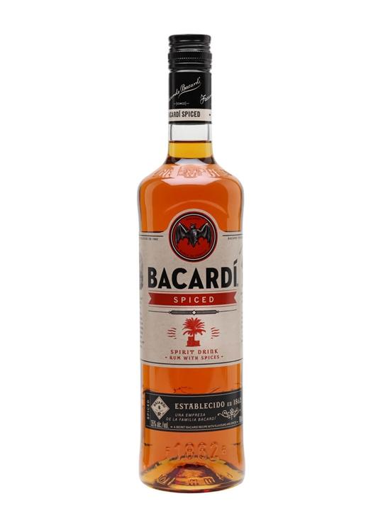 Bacardi Spiced
