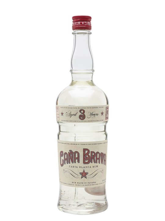 Cana Brava 3 Year Old Panama Rum The Whisky Exchange