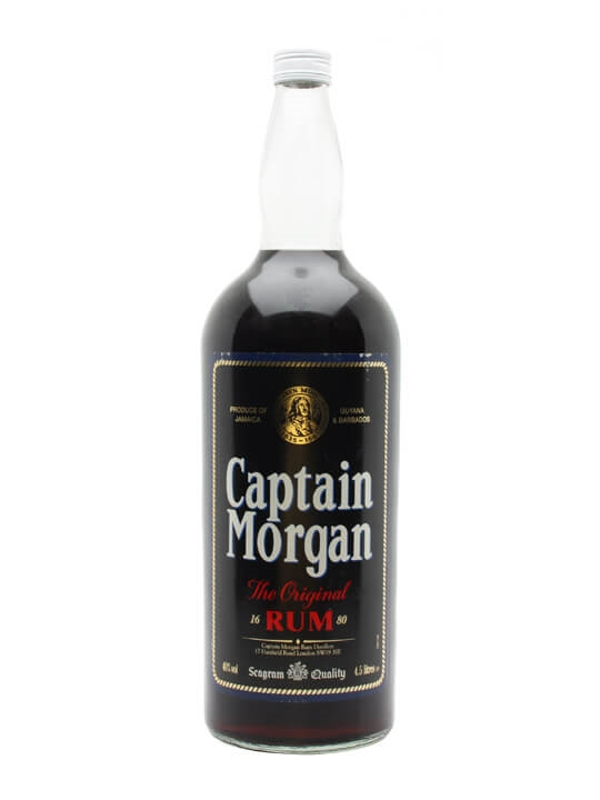 a30b11c1dcc4d Captain Morgan Rum - Large Bottle   Buy from World s Best Drinks Shop
