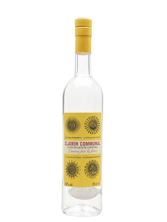 Clairin Communal Rum