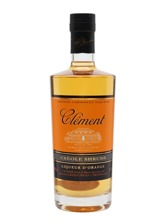 Clement Creole Shrubb Flavoured Rum : The Whisky Exchange