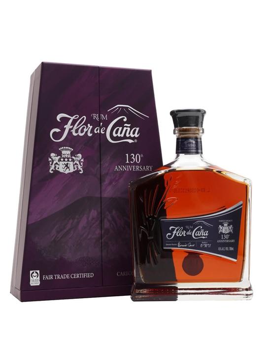 Flor de Cana 130th Anniversary Rum