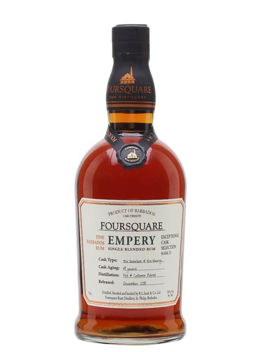 Foursquare Empery Rum