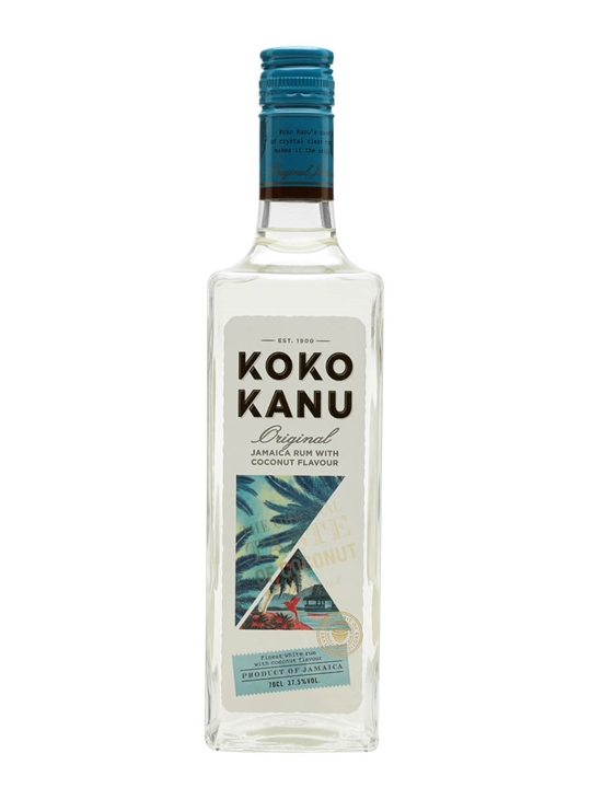 Koko Kanu Coconut Rum The Whisky Exchange