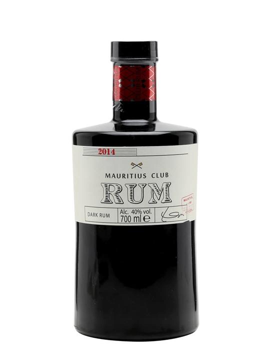 Mauritius Club Rum : The Whisky Exchange