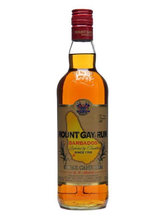 Mount Gay Rum Sugar Cane Wine Chateau