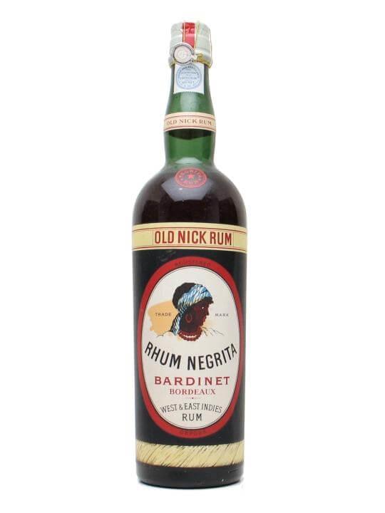 Rhum Negrita Old Nick Bot 1950 S Buy From World S