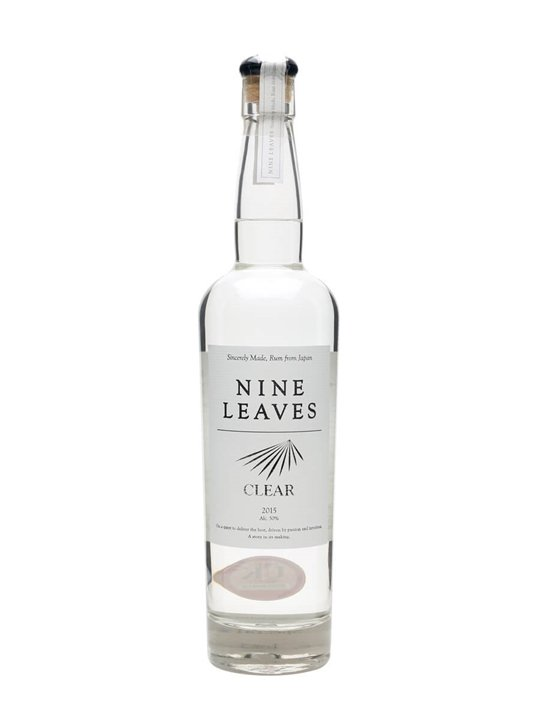 Nine Leaves Clear Rum 2015 The Whisky Exchange