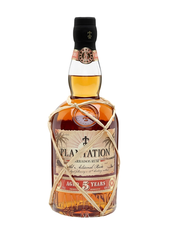 Plantation Barbados 5 Year Old Signature Blend Rum