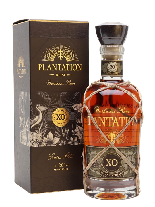 Plantation Extra Old Barbados Rum 20th Anniversary The