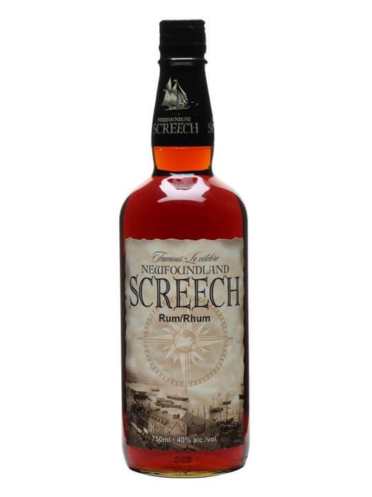 Newfoundland Screech Rum The Whisky Exchange