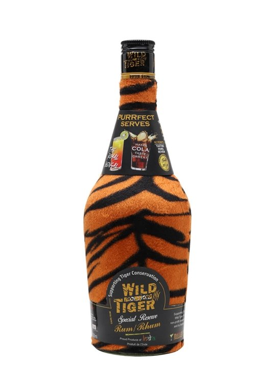 Wild Tiger Special Reserve Rum Buy From Worlds Best